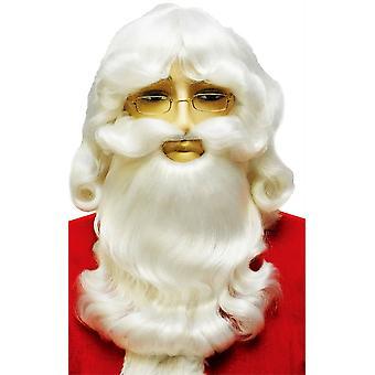 Christmas Santa Kit weiß