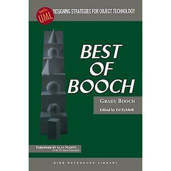أفضل ما في تصميم استراتيجيات لتكنولوجيا الكائن قبل Booch & جرادي Booch