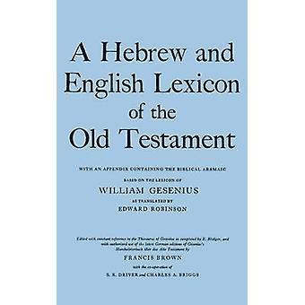 En hebraisk og norsk leksikon i det gamle testamentet av Gesenius &