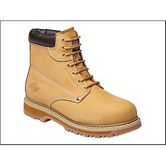 CLEVELAND HONEY SAFETY BOOT SIZE 8