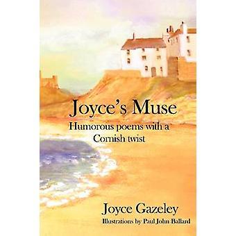 Joyces Muse humorvolle Gedichte mit Knick kornische von Gazeley & Joyce