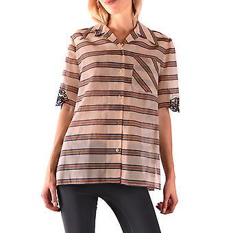 Fendi Multicolor Cotton Shirt