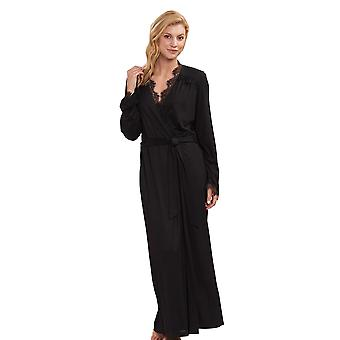 Feraud 3191226 Women's Couture Lace Robe Loungewear Bath Dressing Gown