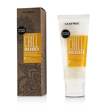 Matrix stijl link luchtdroge chill Boho smoothing lucht-droge room (Hold 1) 100ml/3.4 oz