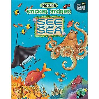 Sticker Stories - See What's in - See What's in by Jean Pidgeon - 97804
