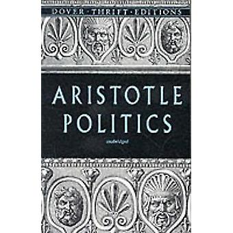 Politics by Aristotle - Benjamin Jowett - 9780486414249 Book
