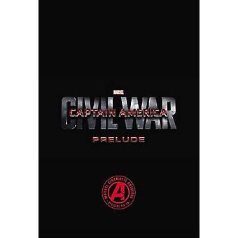 Marvel's Captain America - Civil War Prelude by Will Pilgrim - Szymon