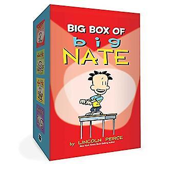 Big Box of Big Nate - Big Nate Box Set Volume 1-4 by Andrews McMeel Pu