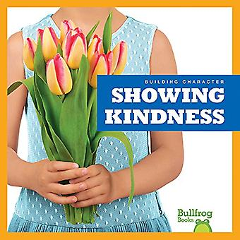 Showing Kindness by Rebecca Pettiford - 9781620318867 Book