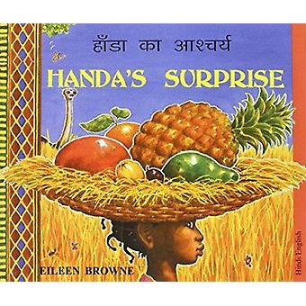 Handa's Surprise in Hindi and English by Eileen Browne - Eileen Brown