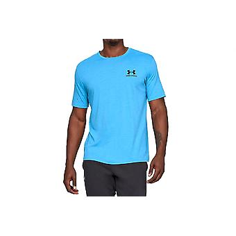 Under Armour Sportstyle Left Chest Tee 1326799-452 Mens T-shirt