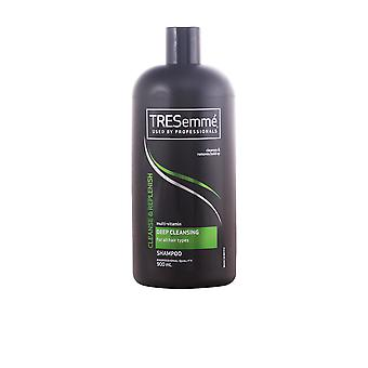Tresemme Deep Cleansing Champu 900ml Unisex New Sealed Boxed