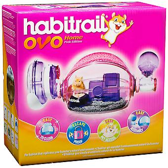 Habitrail OVO Home Pink Edition