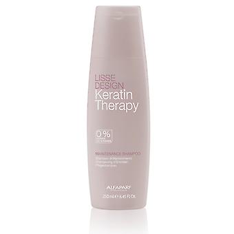 AlfaParf Lisse Design Keratin Therapy Maintenance Shampoo 250ml/8.45oz