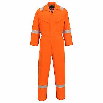 sUw - Araflame Hi-Vis Safety Workwear Coverall Boilersuit