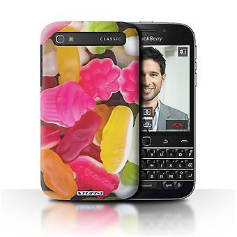 STUFF4 Case/Cover for Blackberry Classic/Q20/Marshmallow/Jelly/Confectionery