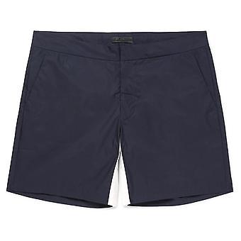 Short-Length Swim Shorts