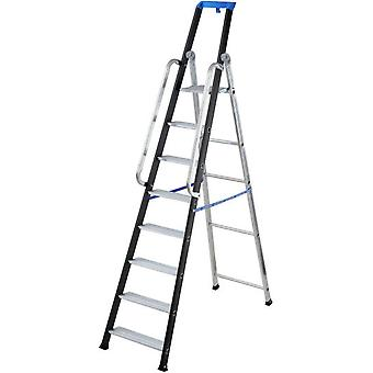 Gierre Professional aluminum ladder Stabila Pro (12 Steps) (DIY , Construction , Stairs)