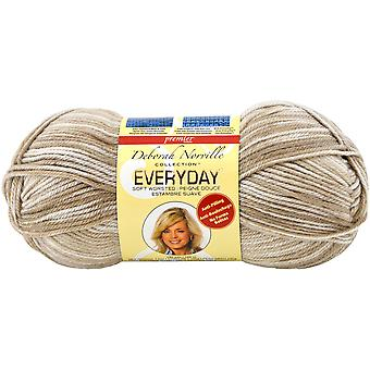 Deborah Norville collecte quotidienne impression Yarn-Taupe DN200-38