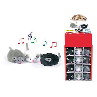 Camon Mouse With Sound (Chats , Jouets , Souris)