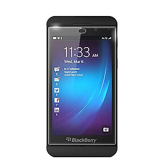 BlackBerry Z10 display protector 9 H laminated glass laminated glass, tempered glass