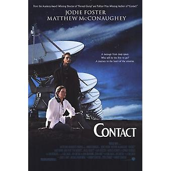 Contact Movie Poster (11 x 17)