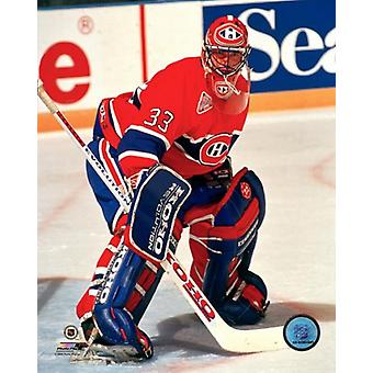 Patrick Roy Action Photo Print