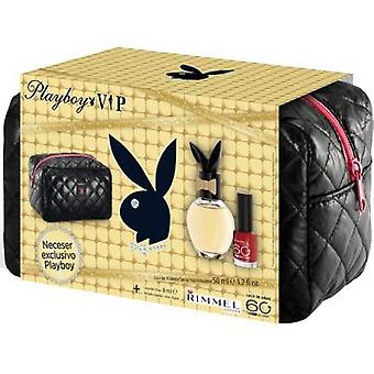Playboy Vip Woman Neceser Cologne 50 V + Laca (Woman , Perfume , Women´s Perfumes)