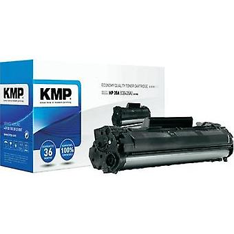 KMP Toner cartridge replaced HP 35A, CB435A Compatible Black 1500 pages H-T153