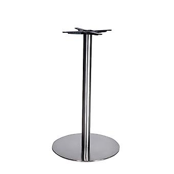 Daniella Stainless Steel Brushed Table Base