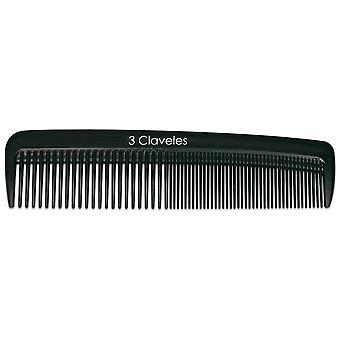 3 Claveles Pocket Comb 12.5 Cm (Beauty , Hair care , Accessories , Combs and brushes)