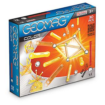Geomag Geomag Color 30 Pieces (Toys , Constructions , Characters And Animals)
