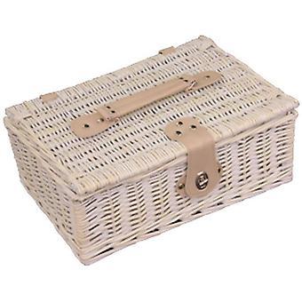 35cm Provence Empty Picnic Basket