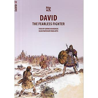 David: The Fearless Fighter (Bible Wise) by Mackenzie Carine