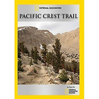 Pacific Crest Trail [DVD] USA import