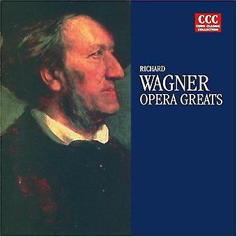 Wagner - Wagner: Opera storheter [CD] USA import