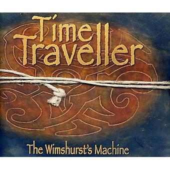 De elektriseermachine van Wimshurst - tijdreiziger [CD] USA import