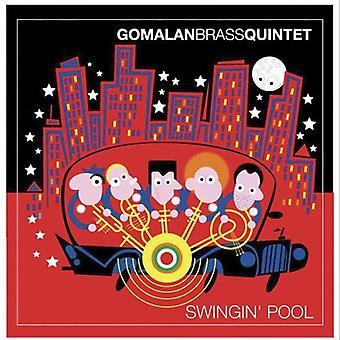 Gomalan Brass Quintet - Swingin' Pool [CD] USA import