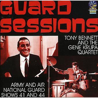 Tony Bennet & Gene Krupa - Guard sessioner [CD] USA import