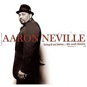 Aaron Neville - ta det på hjem [DVD] USA import