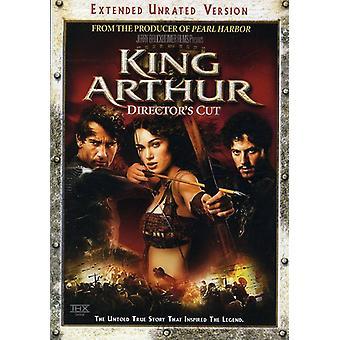 Kong Arthur [DVD] USA importerer
