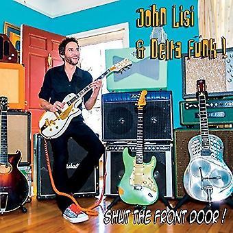John Lisi - lukke hoveddøren [CD] USA importen