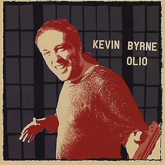 Kevin Byrne - Olio [CD] USA import