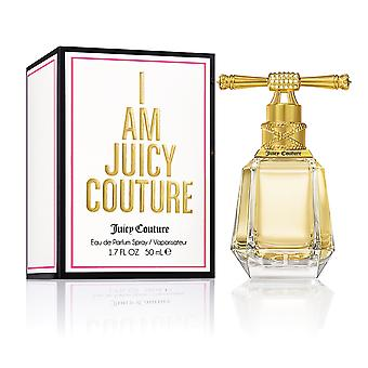 Juicy Couture jeg Juicy Couture Eau De parfume Spray til hende