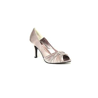 Lunar Ladies Shoe FLV132 Champagne