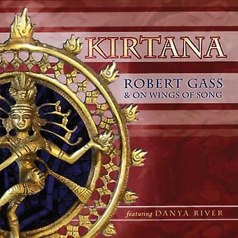 Robert Gass - Kirtana [CD] USA import