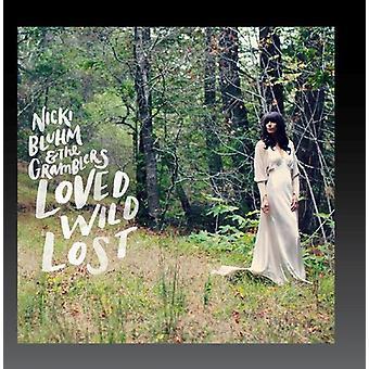 Nicki Bluhm - elskede vilde tabt [CD] USA import