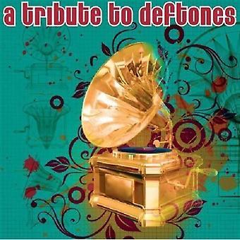 Tribute to Deftones - Tribute to Deftones [CD] USA import