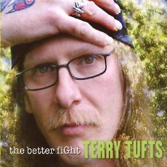 Terry Tufts - Better Fight [CD] USA import