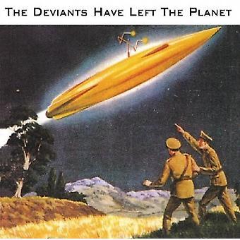 Afvigere - afvigere har forladt planeten [CD] USA importen